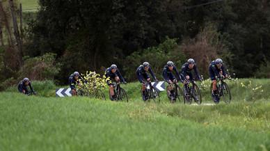 Alejandro Valverde ja és el gran patró de la Volta