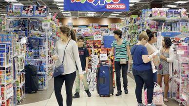 Toys 'R' Us suspende pagos en EEUU