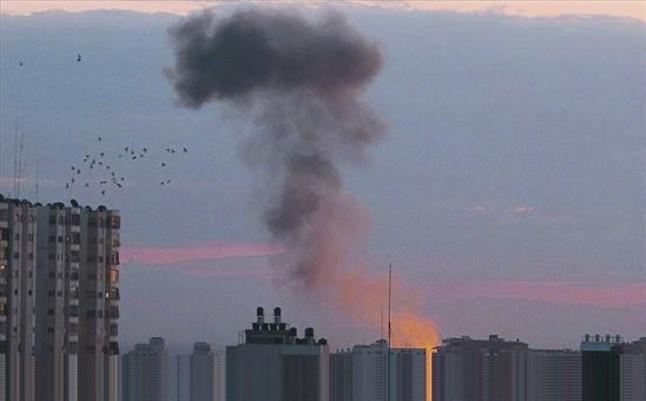 Tres israel�s mueren por un proyectil lanzado desde la franja de Gaza