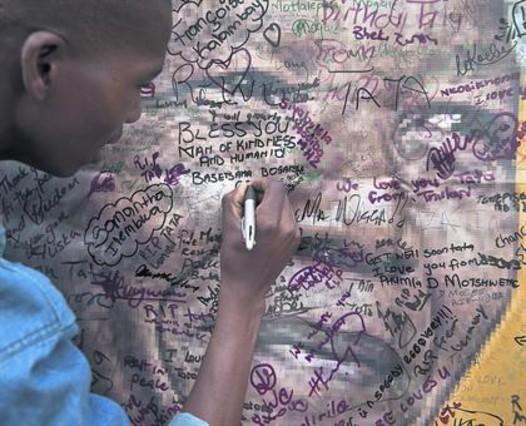 Luto global por Mandela