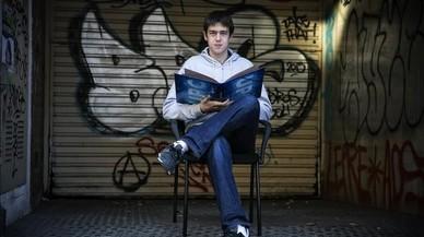 Carlos Vilés, universitari de 16 anys