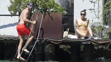 Irina Shayk i Bradley Cooper es relaxen a Tahití