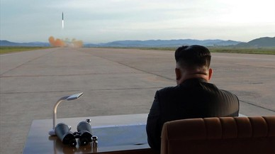 Kim anuncia que Corea del Norte equilibrará el poderío nuclear de EEUU