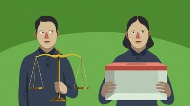 La hermana del Estado de derecho