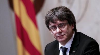 Puigdemont renuncia a anar al Senat
