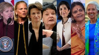 Les 7 magnífiques de Davos