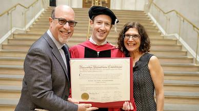 El inspirador discurso de Zuckerberg en Harvard