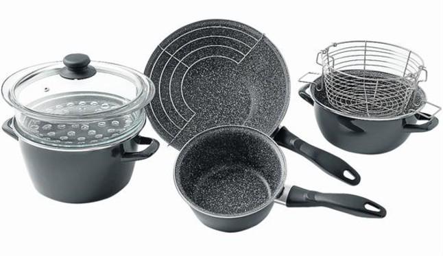 El peri dico pone al d a los recipientes de cocina for Recipientes cocina