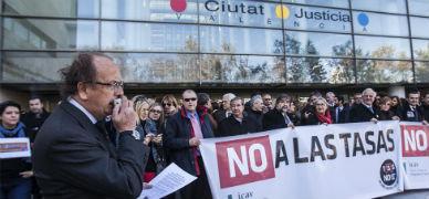 Justicia esquiva la ley y se embolsa el dinero de las tasas judiciales