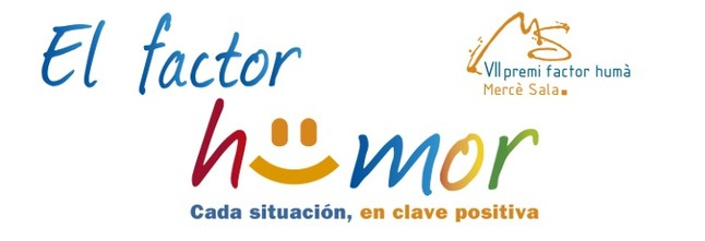 Eslogan del VII Premio Factor Humà Mercè Sala.