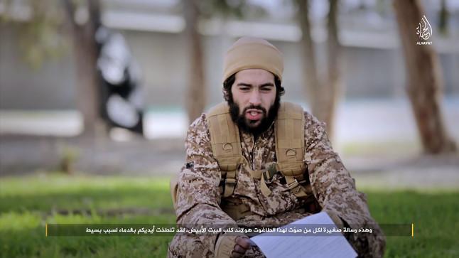 Foued Mohamed Aggad, también conocido como Dhul al-Qarnayn al-Baljiki.