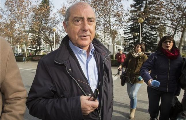 Declaración de Alfonso Novo del PP de Valencia por la operación taula