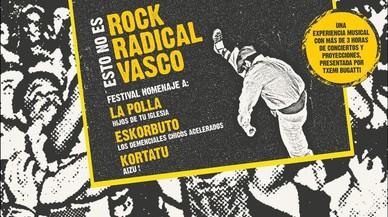 C's demana que es prohibeixi un concert d'homenatge a Kortatu, Eskorbuto i La Polla