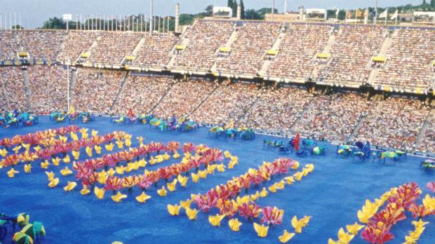 Los momentos más emocionantes de la ceremonia de inauguración de los Juegos de Barcelona (ES)