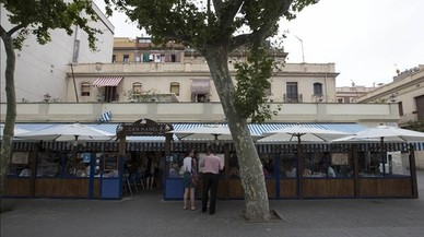 Inmueble, donde estaba ubiacado el restaruante Can Manel, adquirido por Quonia.