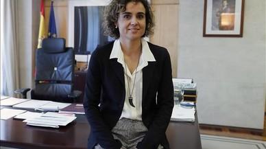"""Montserrat assumeix """"l'obstacle"""" del procés en la candidatura de Barcelona per albergar l'AEM"""