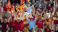 El Copa de Europa de rugbi colapsa Barcelona