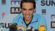 Contador inicia el camí cap al seu segon Giro