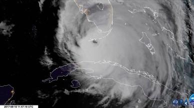 El 'Irma' y otros récords ciclónicos