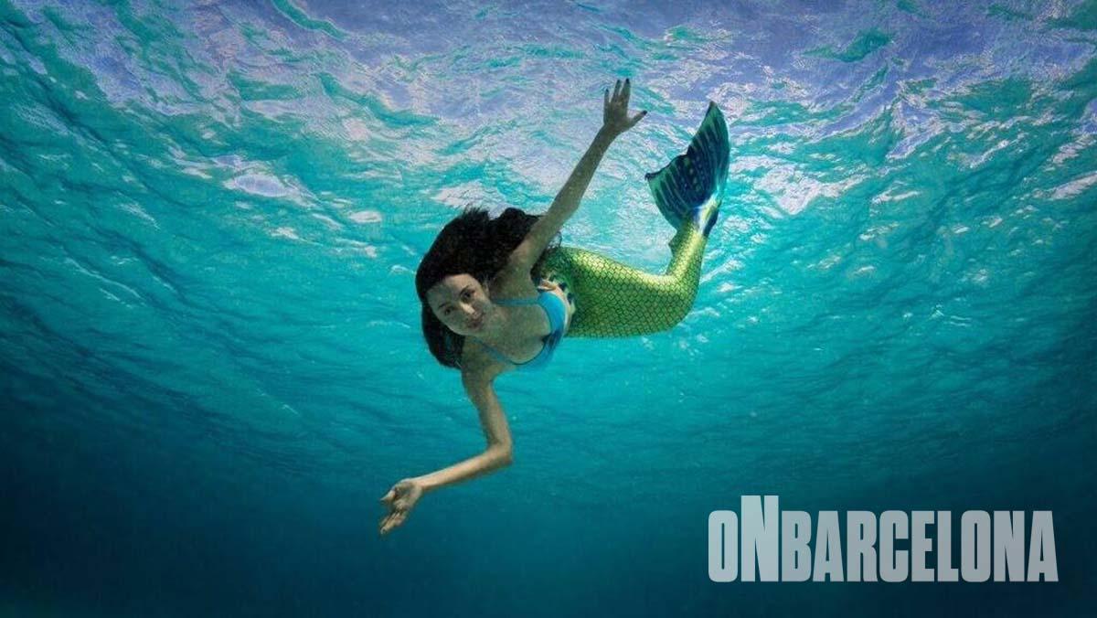 Nadar Como Una Sirena
