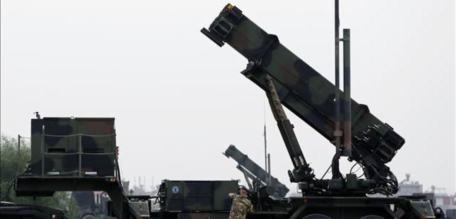 Desplegada en Turqu�a la primera de las bater�as de misiles 'Patriot' enviadas por la OTAN
