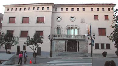 L'Ajuntament de Cornellà reclama llibertat per a Cuixart i Sànchez