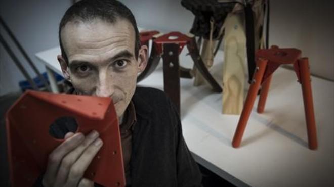 Curro Claret: «El disseny trenca murs invisibles de desigualtat»