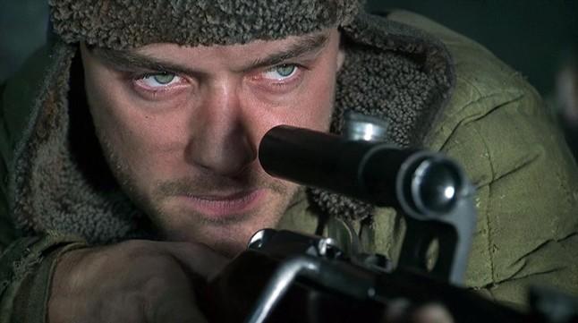 Duelo de francotiradores en stalingrado for Enemigo a las puertas