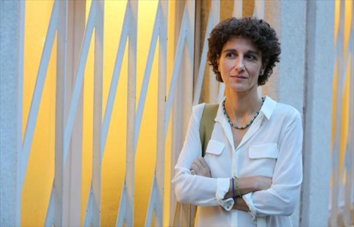 """Marina Garcés: """"La gran derrota és haver acceptat que ens maltractin"""""""