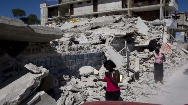 La Federación Española de Fútbol desvió 220.000 euros de ayuda a Haití