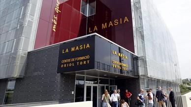 El Barça gana la demanda de MCM por la fachada de la Masia