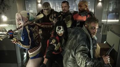 'Escuadrón suicida': superherois dolentots