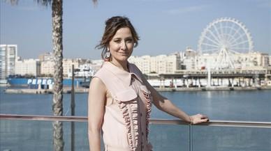 """Nathalie Poza: """"El cine i el teatre m'han fet qui soc"""""""