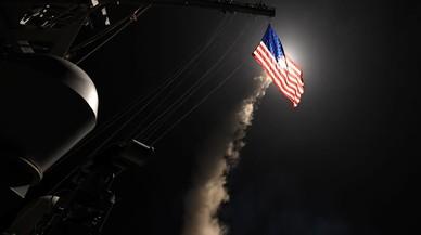 L'atac de Trump a Síria