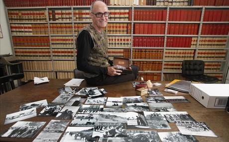 La Comissi� de la Dignitat rescata el archivo de un fot�grafo de la guerra civil