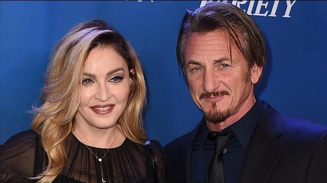 Madonna declara el seu amor a Sean Penn