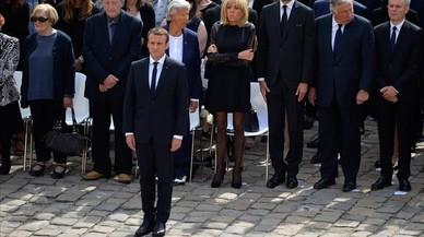 Simone Veil reposará en el Panteón de Paris junto a su esposo