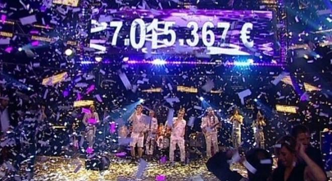 'La Marató' supera els 7.015.367 euros per la diabetis i l'obesitat