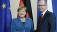 Merkel, la dona més poderosa del món segons la revista 'Forbes'