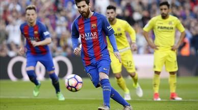 Esperando la firma de Messi