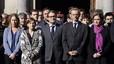 Catalunya se solidariza con las víctimas de los atentados de París