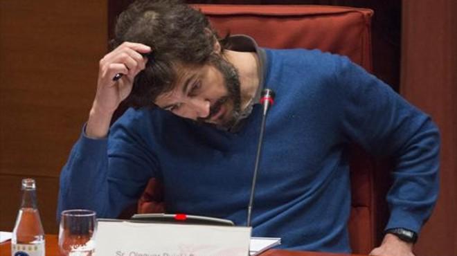 De la Rosa medió para que el Santander vendiese oficinas a Oleguer Pujol