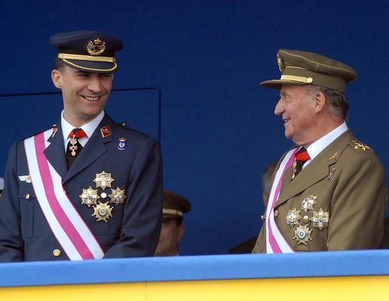 La abdicaci�n no est� en la agenda de la mayor�a de los monarcas europeos