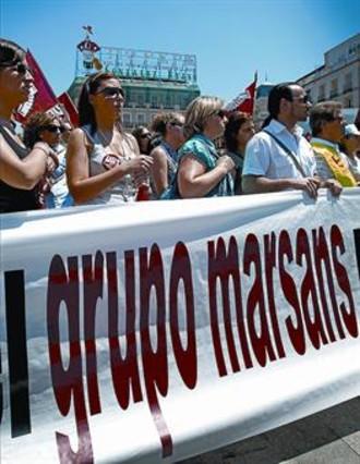 Un juez embarga 38 millones a Díaz Ferrán por la quiebra de Air Comet