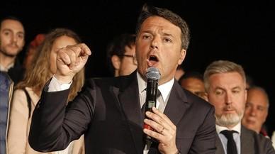 Todos contra Renzi y Renzi contra todos