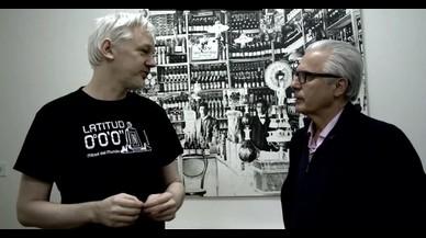 'Garzón / Assange: El juez y el rebelde' llega al canal Historia
