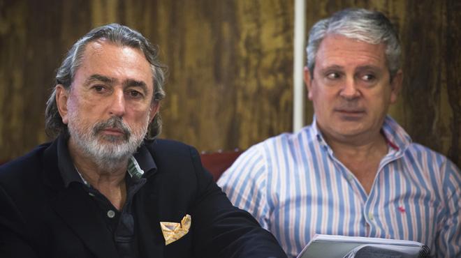 Els caps de la 'Gürtel', condemnats a 13 anys de presó per la trama valenciana