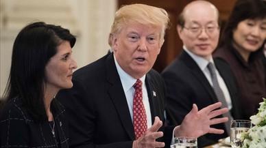 Trump podría estrellarse contra el muro de México