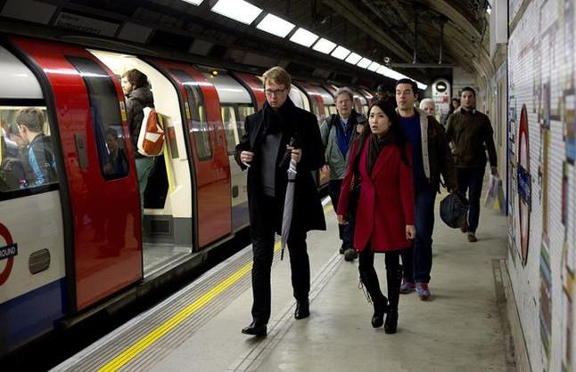 El Metro de Londres cumple 150 a�os