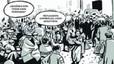 Paco Roca recorda en vinyetes l'exili republicà a França